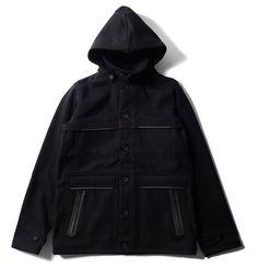 31b62459e58c4 ACG X Pendleton Big Jim Triple Black Series Pea Coat.....copped it for $80  last summer, originally $400