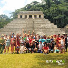 Un agradecimiento especial a todos los viajeros que se aventuraron con nosotros a #Chiapas en nuestra #RutaLacandona, un estado maravilloso y una increíble experiencia :D #WeLoveTraveling www.rutamexico.com.mx WhatsApp: (722)1752392 email: info@rutamexico.com.mx  #ViajesAcadémicos #ViajesDeIntegración #ViajesTurísticos #ViajesGrupales