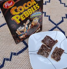 Fruity and Cocoa Pebbles Cereals Guitar, Recipes and Mobile Tour! #sponsored  #PebblesPlay