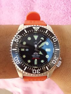 Orient 300m saturation diver
