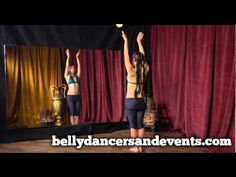 Killer Drills With Zoe Jakes Tribal Belly Dance Arms - YouTube