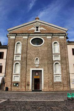 Jesi: Chiesa dell'Adorazione o della Morte