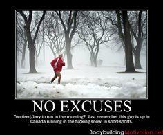 Inspirational Quotes Running In Snow. QuotesGram