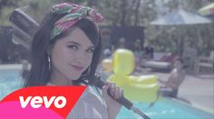Becky G - Shower This song is one of my favorite songs of 2014 besides Problem!! Been a fan of Becky G for a long time, so I am so happy that she finally had a single. Check it out :) so you can been singing in the shower!!