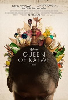 Queen of Katwe: Story of a Real-Life Female Ugandan Chess Prodigy Here's a trailer for Disney's Queen of Katwe, starring Lupita Nyong'o. It follows the real-life story of 14-year-old Phiona Mutesi, an...