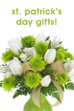 Easter baskets flowers and plants teddy bears gift floral and gift basket ideas for st patricks day negle Gallery