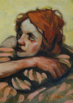 """""""Untitled"""" - Original Fine Art for Sale - © Kayleen Horsma"""