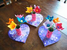 Occupying the child with creative crafts has huge importance for his development. we dedicate this article to creative crafts Toddler Crafts, Diy And Crafts, Crafts For Kids, Arts And Crafts, Paper Crafts, Children Crafts, Art Crafts, Diy Art Projects, Projects To Try