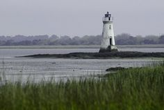 The Cockspur Island Lighthouse and grounds were added to the Fort Pulaski National Monument in Seen here at low tide, the tiny island is prone to . Georgia Islands, Storm Surge, Area Map, Georgia Usa, Savannah Georgia, Park Service, Nature Images, Adventure Is Out There, Travel Usa