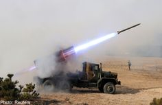 N. Korea launches two missiles: US, S. Korea begin military exercises - http://www.dataheadline.com/headline-news/n-korea-launches-two-missiles-us-s-korea-begin-military-exercises/