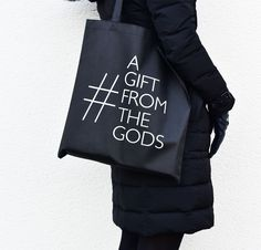 Our Hashtag Bag is back - Sign up to our mailing list and get yours for FREE