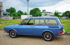 VW 412 wagen