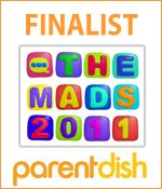 Last year I was thrilled to be a finalist... fancy throwing my blog a vote this year?