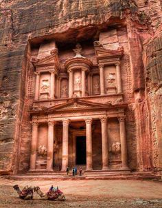 amazing-places-on-earth:  Petra, Jordan