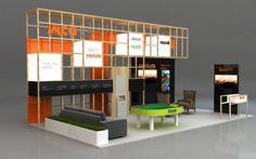 MCG Exhibition Stand
