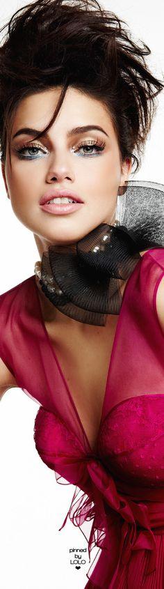 Adriana Lima for Vogue Brazil February 2011 | LOLO❤