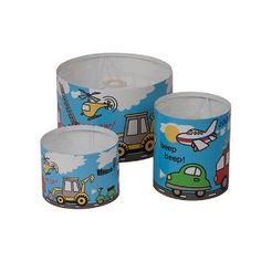 Medium Childrens Lampshade Transport by Raw Design   ?????