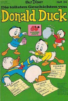 Die Tollsten Geschichten von Donald Duck 34 New Ducktales, Donald Duck Comic, King Koopa, Looney Tunes Bugs Bunny, Jesus Painting, Daffy Duck, Retro Video Games, Walt Disney Company, Paramore