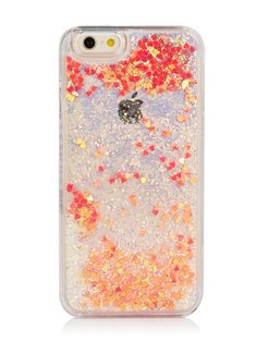 Skinnydip iPhone 6/6S Coral Iridescent Case