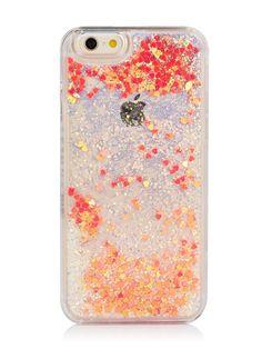 Skinnydip iPhone 6/6S Coral Iridescent Case