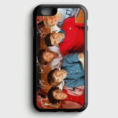 One Direction Midnight Memories Nebula Design iPhone 6/6S Case