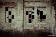 Abandoned salt mine in Wapno / Opuszczona kopalnia soli w Wapnie Urban Exploration, Abandoned Places, My Photos, Salt, Explore, Photography, Painting, Derelict Places, Painting Art