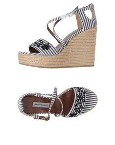 TABITHA SIMMONS Women's Sandals Black 9.5 US