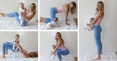 Cuddle and bond with your baby while you re-energize your body!