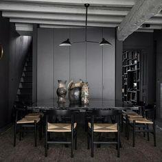 Residência na Noruega.  #interiores #arquiteturaeinteriores #arte #artes #arts #art #artlover #design #interiordesign #architecturelover #instagood #instacool #instadaily #furnituredesign #design #projetocompartilhar #davidguerra #arquiteturadavidguerra #shareproject #dinigroom #diningroomdesign