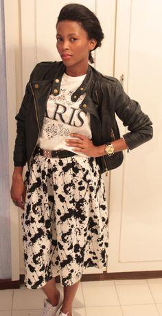 Paris Paris, Floral, Skirts, Fashion, Moda, Montmartre Paris, Fashion Styles, Florals, Skirt