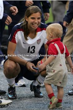 Tobin Heath-Alex Morgan Jersey