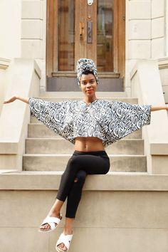 Safi Femi Top | The Wrap Life