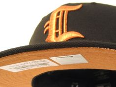 Connecticut Tigers New Era 59FIFTY Fitted Hat (AIR FLIGHTPOSITE) – Sneaker Related Fitteds – Custom 5950 Caps
