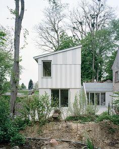 Vécsey & Schmidt Architekten, Rasmus Norlander · Mill Binzen, addition and conversion