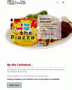 Check out the #website we designed for Liverpool Piazza and visit their beautiful cafe by the #liverpoolcathedral thank you for letting us be part of your new brand! #webdesign #websites #nettl #motivate #inspire #webdesigners #liverpool #design #studio #webstudio #brochure #marketing  Www.piazza.org.uk  0151 227 2779 liverpool@nettl.com