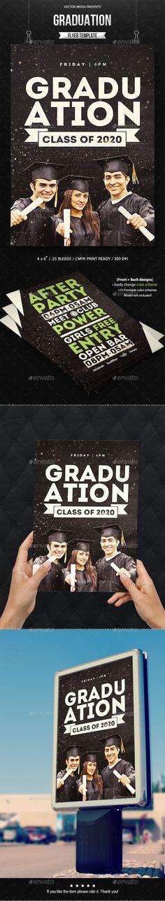Graduation - Poster (Front + Back)