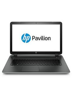 HP, HP Pavilion 17-f075no