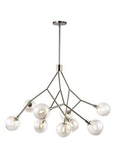 Sycamore 9 Chandelier