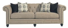 Living Room Inspiration: Azlyn Sofa by Ashley Furniture at Kensington Furniture. Part of the Elements Collection by Ashley.