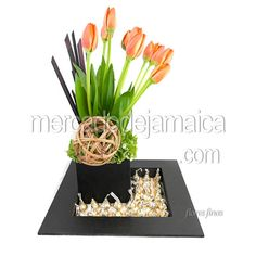 tulipanes-naranja