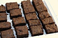 Kale Brownies from Jolly Tomato