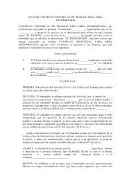 Resultado de imagen para contrato civil de obra fiduprevisora