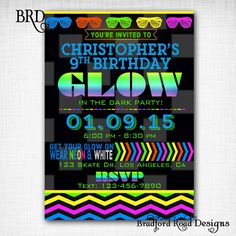 13 best glow party images on pinterest glow party skate party and