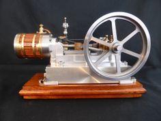 Model Engine - Stuart 10V Model Engine by Brian Stephenson http://www.modelenginesbrian.com/