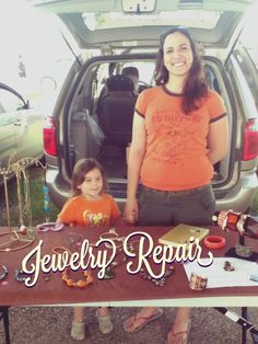 Jewellery repair at the Virden Farmers' Market! Farmers Market, Jewellery, Marketing, Pictures, Women, Fashion, Photos, Moda, Jewels