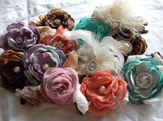 Simple Chic Bracelets Bridesmaids Set of 6 by BurlapandBlingStudio, $60.00