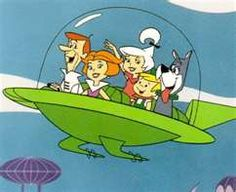 From sites such as Screen Rant, we learn that an animated feature film based on The Jetsons is in development. The Jetsons was a Hanna-Barbera cartoon Funny Cartoon Pictures, Cartoon Photo, Cartoon Cartoon, Old Cartoons, Classic Cartoons, Os Jetsons, Desenhos Hanna Barbera, Saturday Morning Cartoons, Vintage Cartoon
