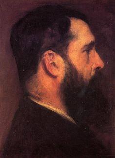 Claude Monet by John Singer Sargent