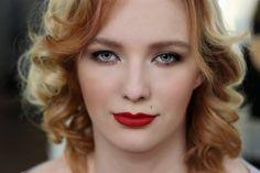 Modelka: Agata Gumołowska Make-up: Szkoła Wizażu i Charakteryzacji SWiCH