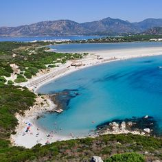 Villasimius, Sardegna, Italy  this is where I'm going this summer with my friends ^^